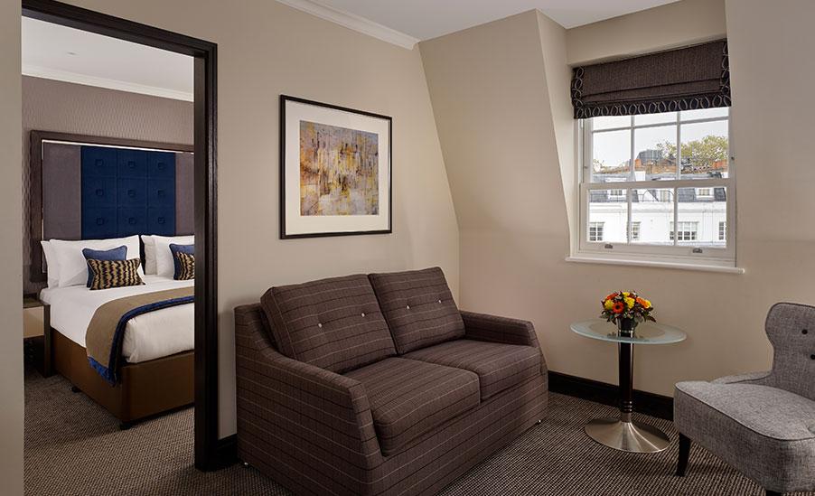 London Suite Hyde Park Hotel Westbourne