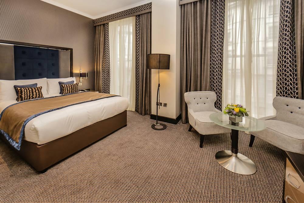 London Hotel Westbourne near Kensington