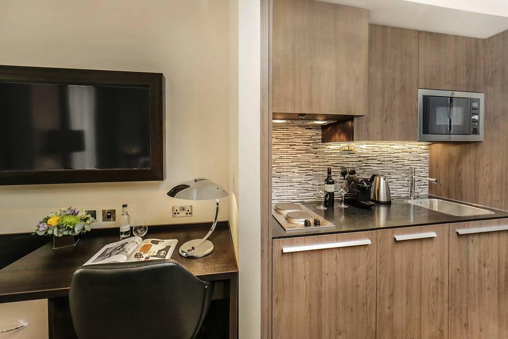 Studio Rental London Hotel Westbourne