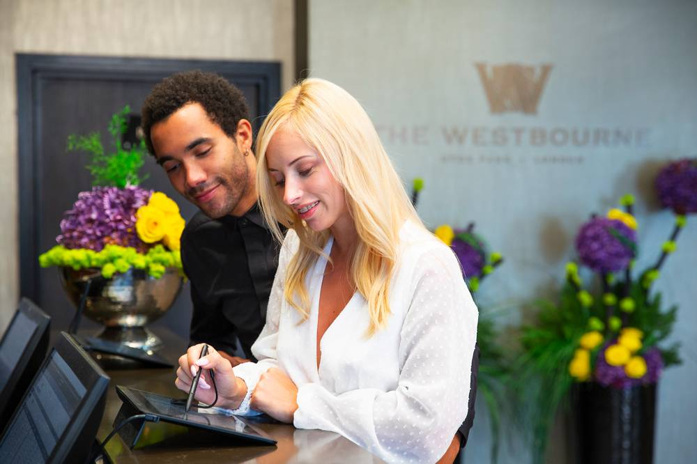 Westbourne Hotel Hyde Park London Accommodation