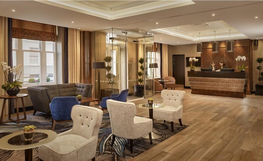 Westbourne Hotel Hyde Park London Bar Lounge