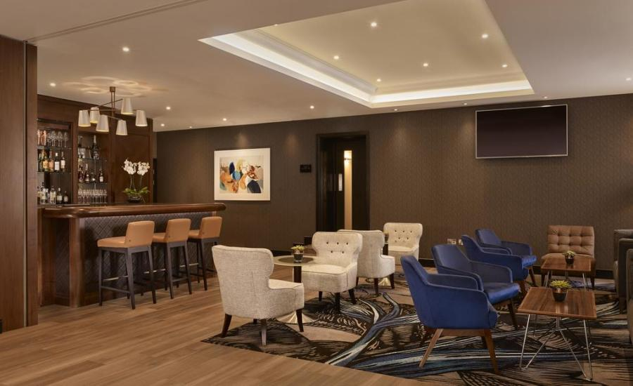 Westbourne Hotel Hyde Park London Bar W