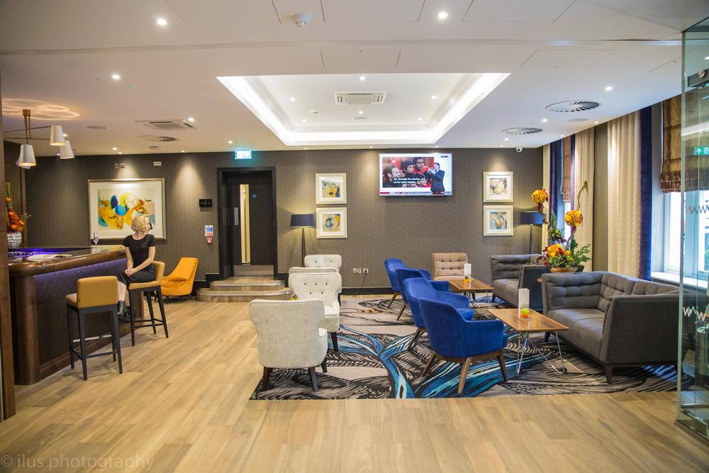 Westbourne Hotel London Lounge near Hyde Park
