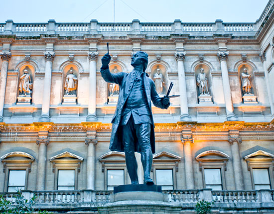 royalAcademy near Westbourne Hotel Hyde Park London