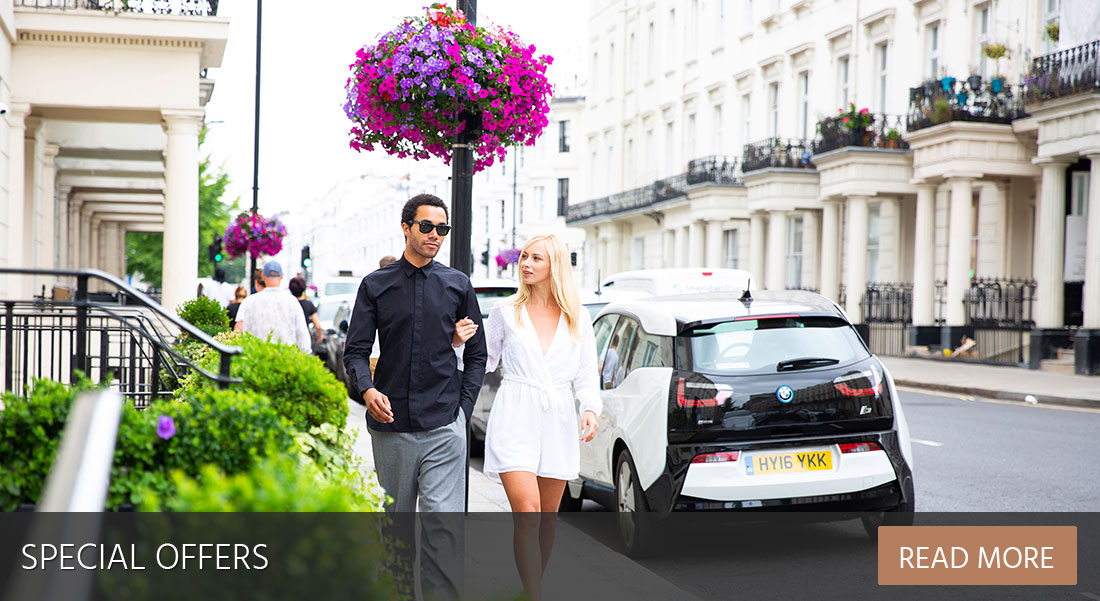 Special Offers Hotel London Hyde Park