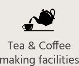 tea&coffee Hotel Westbourne London