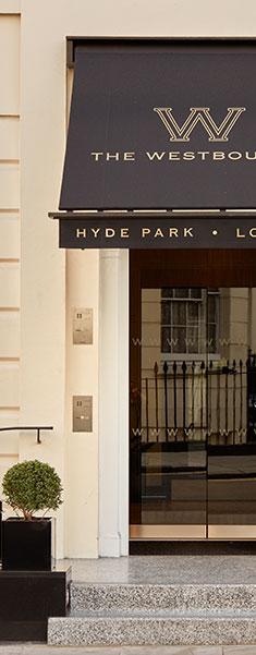 Westbourne Hotel Hyde Park London