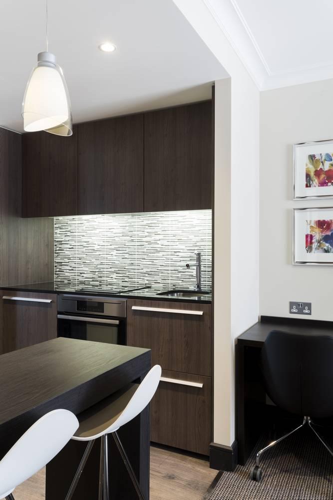 Bayswater Apartment London Kitchen