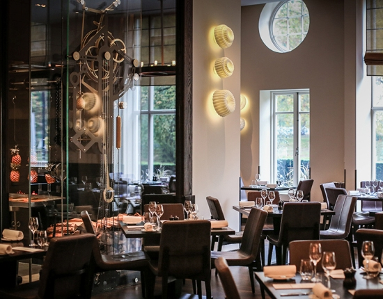 Heston Blumenthal Restaurant London