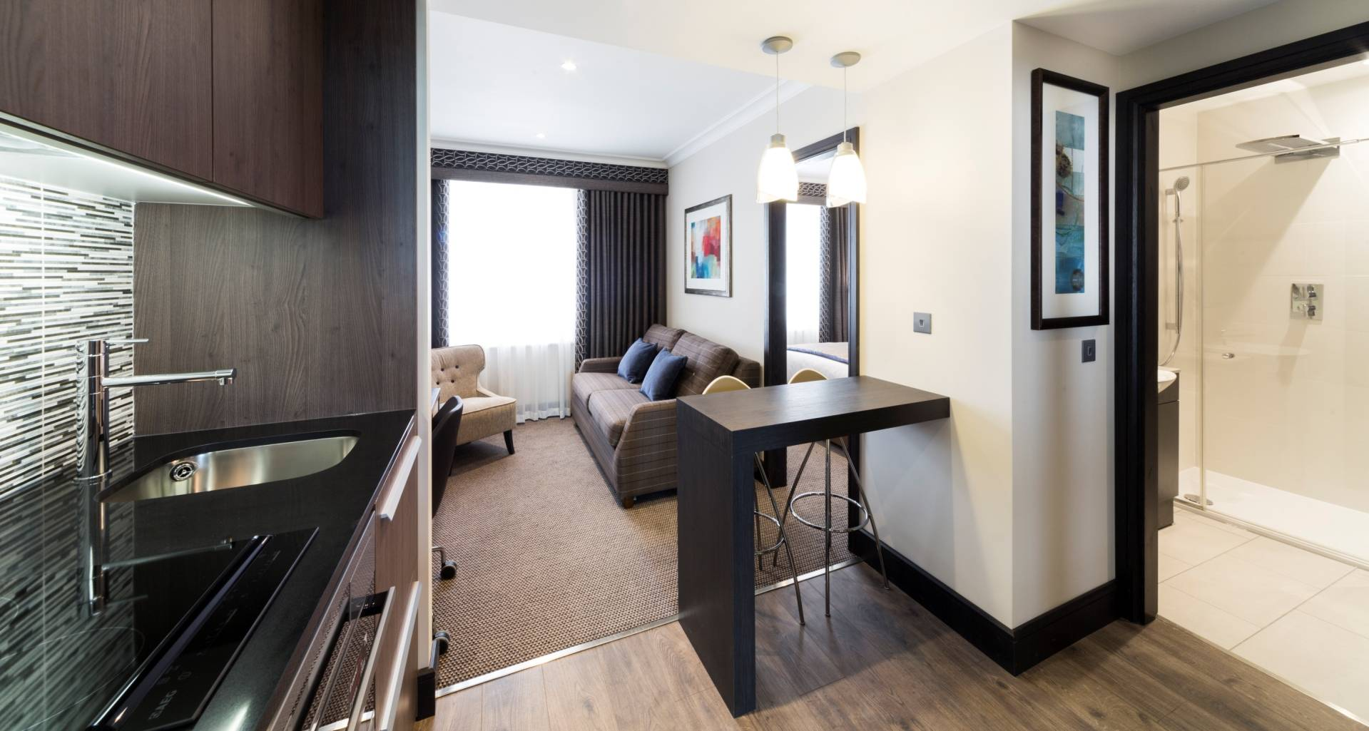 London Hotel Apartment Accommodation