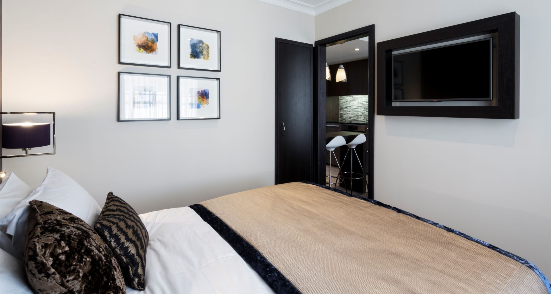 London Hotel Studio Accommodation Westbourne