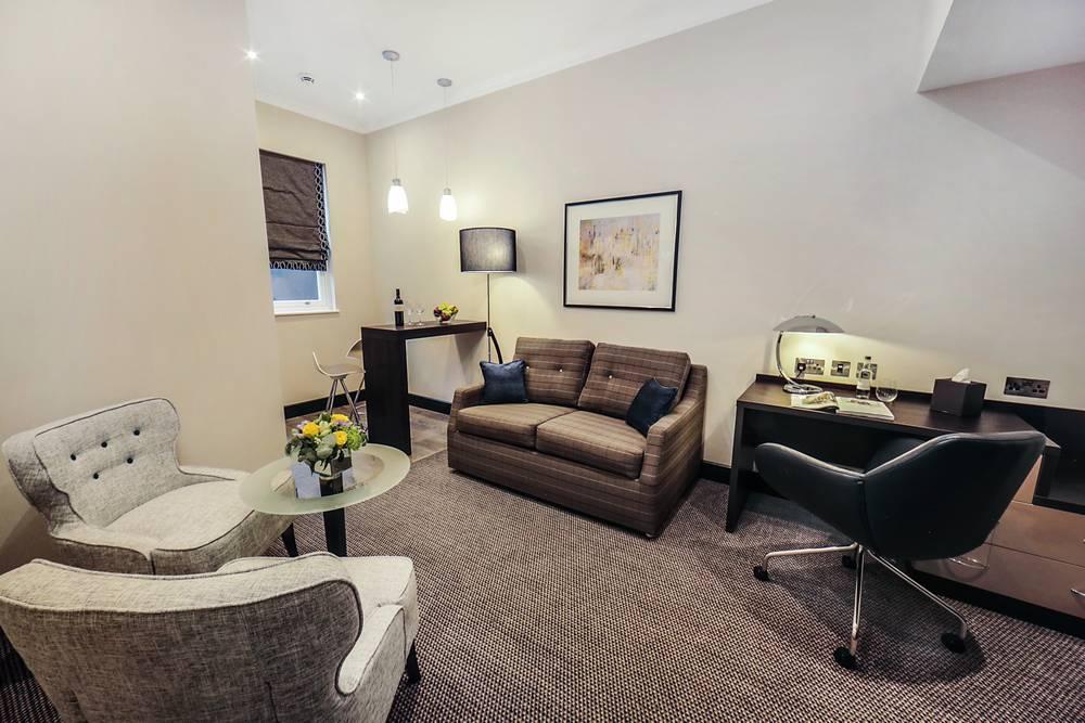 London Studio Rental Hotel Westbourne