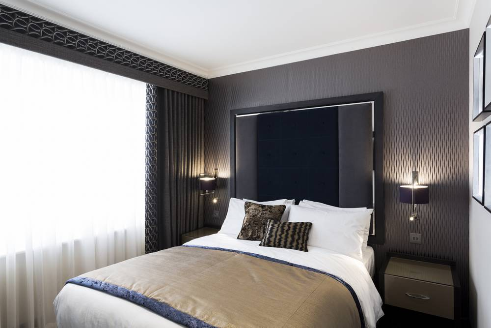 Luxury Apartment Rental Bayswater Double Bed
