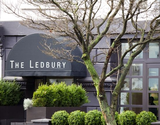 The Ledbury London Restaurant