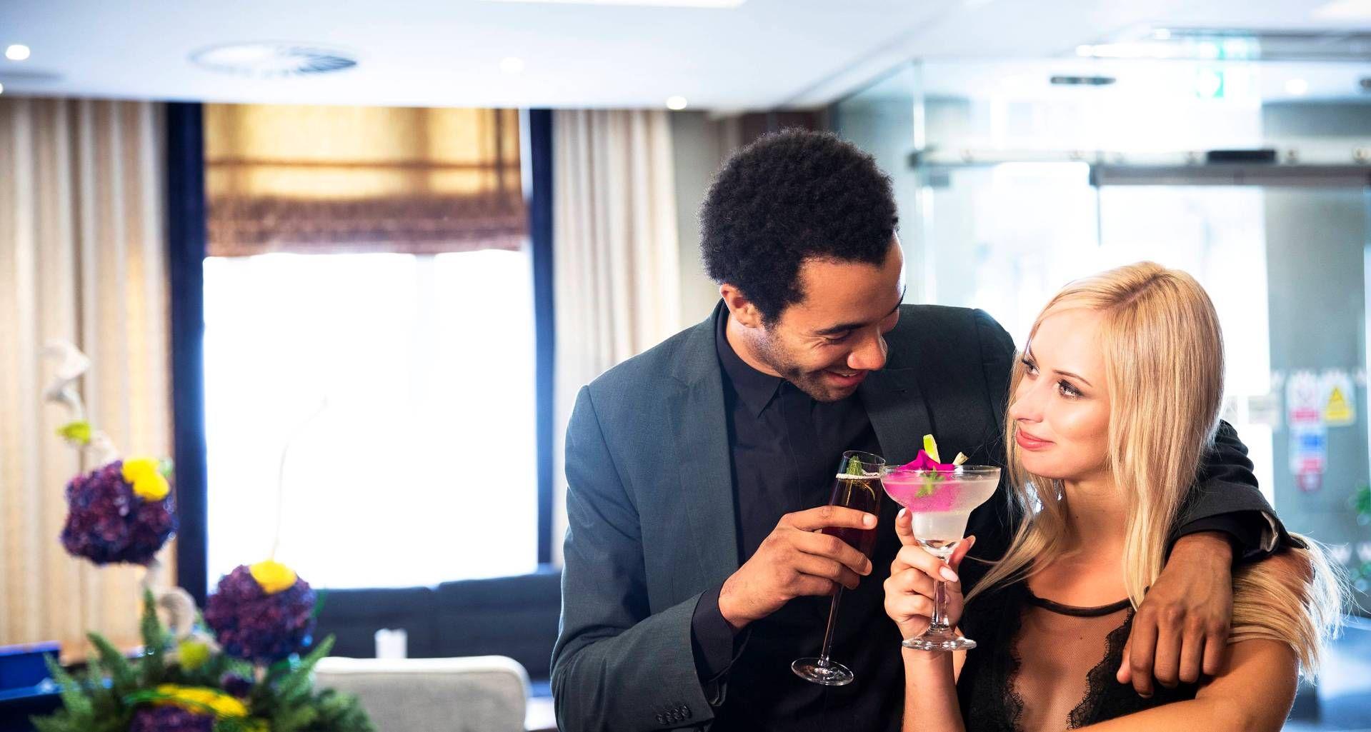 Westbourne Hotel Hyde Park London Bar Lounge Cocktails