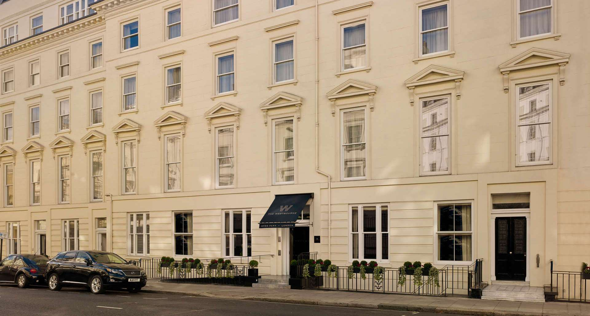 Westbourne hotels in w2 london