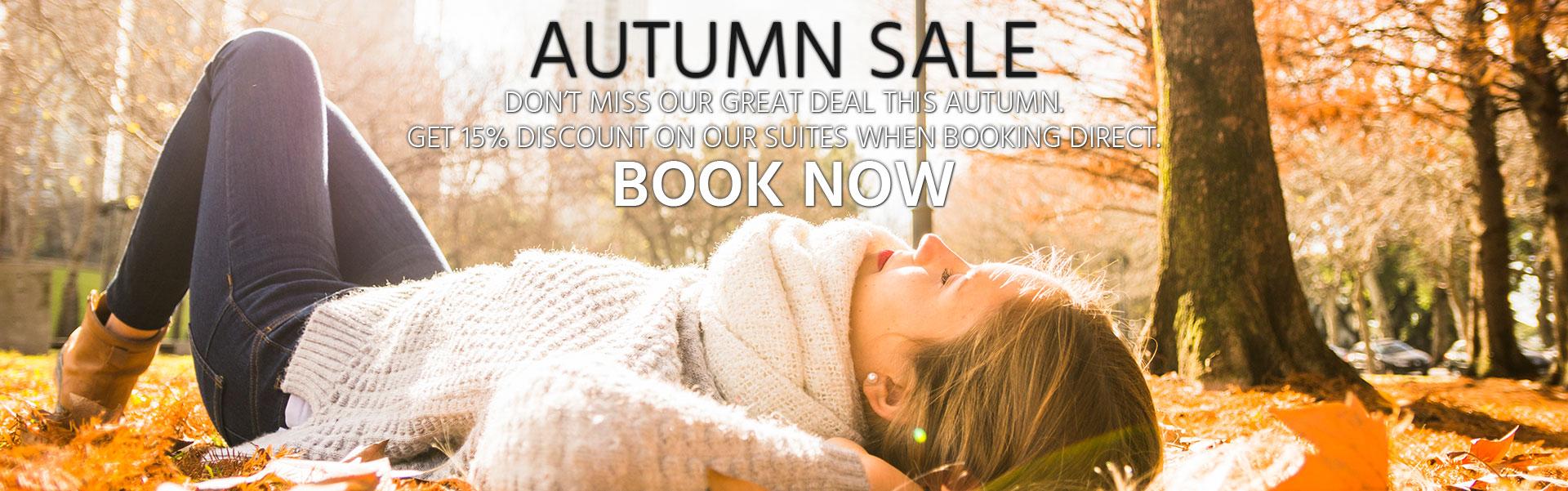 westbourne park studios autumn offer