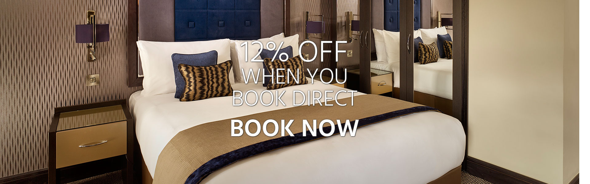 12% Discount Westbourne Hotel London